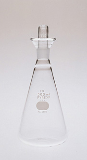 Iodine Detemination Flasks, Flasks, Iodine Flasks